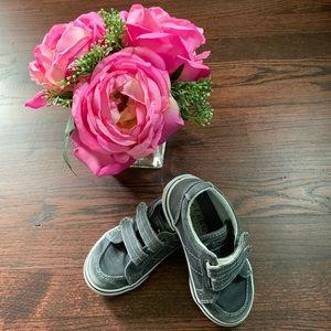 Sperry toddler boys Halyard sneakers, 8.5W